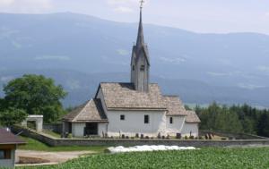 Pfarrkirche Tragail