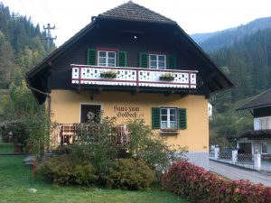 Ferienhaus – Haus zum Goldeck