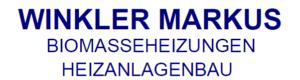 Winkler Markus Biomasseheizungen