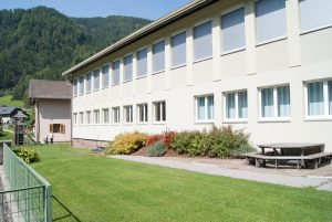 Volksschule Stockenboi außen
