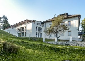 Bildungszentrum Stockenboi in Zlan – Naturpark-Partnerschule