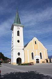 Evangelische Pfarrkirche Zlan